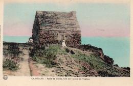 CPA CAROLLES - POSTE DE GARDE BATI SUR L'ORDRE DE VAUBAN - France