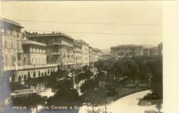 LA SPEZIA, Via Chiodo E Giardini, 2 Scans - La Spezia