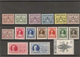 1929 Lot PIE XI - Unused Stamps