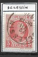 "N° 192 Oblitération ""SCLESSIN"" - 1922-1927 Houyoux"
