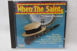 """CD """"When The Saints"""" The Best Of Dixieland - Hit-Compilations"""