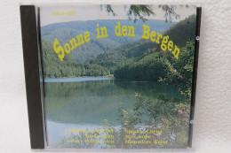 """CD """"Sonne In Den Bergen"""" Wer Die Berge Liebt, Kennt Auch Die Lieder - Sonstige"""