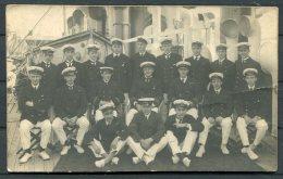 Australia Exchange Studios, Pitt Street, Sydney, RP Sailors Steamship, Ferry Postcard - Australia