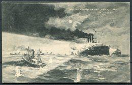 'Russian Outrage On Hull Fishing Fleet 22/10/04' Valentine Postcard - Hull