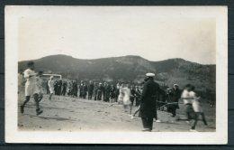Wei Hai Wei, HMS MAGNOLIA, China Sea Fleet, British Navy Sports Day RP Postcard - China