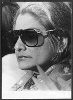 1984 Press Photo By Anwar Hossain - Begum Raushad Ershad,Wife Of Hussain Ershad, President Bangladesh (16cm X 12cm) - Famous People