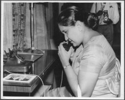 1964 Press Photo - Ceylon Mrs Bandaranaike, Karachi Airport, President Mohammad Ayub Khan (14cm X 12cm) - Famous People