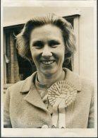 1965 Press Association Photo - Penelope Jessel, Birmingham Hall Green, Liberal Party Politics (22cm X 15cm) - Famous People
