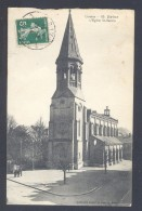 CORREZE 19 BRIVE L'Eglise Saint Sernin - Brive La Gaillarde