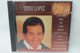 """CD """"Trini Lopez"""" Gold - Hit-Compilations"""