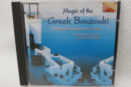 "CD ""Magic Of The Greek Bouzouki"" The Athenians, Romiosini, Michalis Terzis - Musik & Instrumente"
