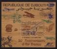 CONCORDE - AIR FRANCE - AVIATION / 1983 DJIBOUTI BF 2 ** / COTE 28.50 € (ref 6508)