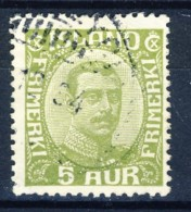 ##Iceland 1921. Michel 99. Cancelled - 1918-1944 Autonoom Bestuur