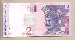 Malesia - Banconota Non Circolata FdS Da 2 Ringgit - 1996 - Malesia