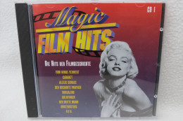 """CD """"Magic Film Hits"""" Die Hits Der Filmgeschichte CD 1 - Filmmusik"""