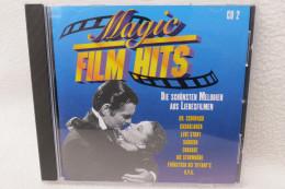 """CD """"Magic Film Hits"""" Die Schönsten Melodien Aus Liebesfilmen CD 2 - Soundtracks, Film Music"""