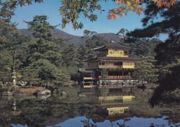 KYOTO TEMPLE KINKAKUJI (dil284) - Bouddhisme