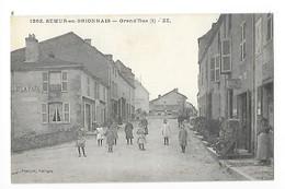 SEMUR EN BRIONNAIS  (71) Grand'Rue(1) ZZ.  - ## TRES  RARE  ##   - L 1 - Otros Municipios