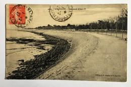 SAINT NAZAIRE Boulevard Albert 1er 1927 - Saint Nazaire