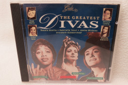 "CD ""The Greatest Divas"" Gala - Opere"