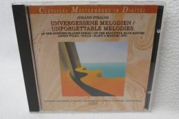 """CD """"Johann Strauss"""" Unvergessene Melodien - Opera"""