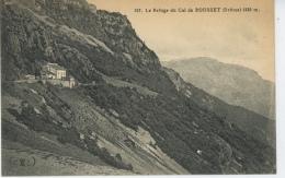 Le Refuge Du COL DE ROUSSET - Francia