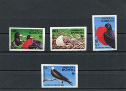 ANTIGUA & BARBUDA 1994 WWF Imperforated MNH With Frigate Bird. - W.W.F.