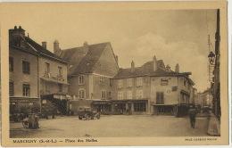 Marcigny Place Des Halles - Autres Communes