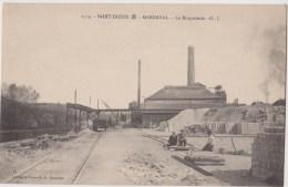 SAINT DIZIER  +  MARNAVAL    La Briqueterie - Saint Dizier