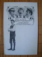 Wilhelm Trolitzsch, Direktor U. Begründer Der Seit 1897 Bestehenden Moosbacher Bauernkapelle, Ungelaufen - Artistes