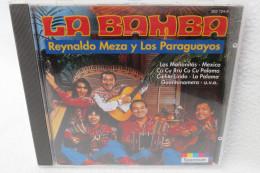 """CD """"Reynaldo Meza Y Los Paraguayos"""" La Bamba - Andere"""