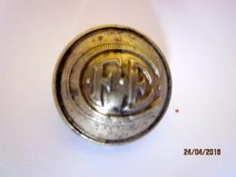 Ethiopia: Button CFE (franco-ethiopian Railway) - Buttons
