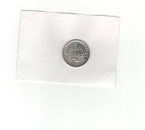 Pièce 5 Francs Argent 1960 - France