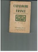 EDITION EDOUARD BERCK // CATALOGUE SPECIALISE FRANCE //COLONIES GENERALES -1946- - Frankrijk