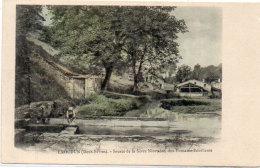EXOUDUN - Source De La Sèvre Niortaise , Dite Fontaine Bouillante (91734) - France