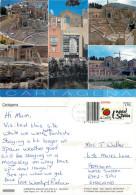 Cartagena, Spain Postcard Posted 2014 Stamp - Murcia