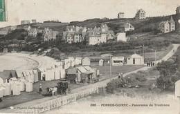 CPA PERROS-GUIREC 22 - Panorama De Trestraou - Perros-Guirec