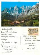 Tanarrio, Picos De Europa, Spain Postcard Posted 2003 Stamp - Asturias (Oviedo)