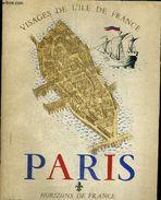 Visages De L'ile De France Paris - 1946 - Livres, BD, Revues