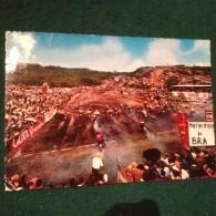 Cartolina Bra Campo Permanente Di Motocross Cinzano Partenza Gara Viaggiata 1972 - Cuneo