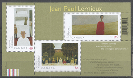 Canada 2004. Scott #2068 (MNH) Paintings By Jean-Paul Lemieux - 1952-.... Règne D'Elizabeth II