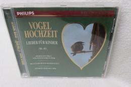 """CD """"Vogel Hochzeit"""" Lieder Für Kinder - Niños"""