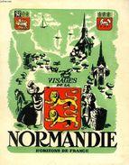 Visages De La Normandie HERUBEL Marcel  - 1944 - Books, Magazines, Comics
