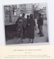 """78# COPIE (10x10cm) D´UN STÉRÉOTYPE DU RARE LIVRE """"DIE SOLDATEN DES FUHRERS IM FELDE"""" - Reproductions"""
