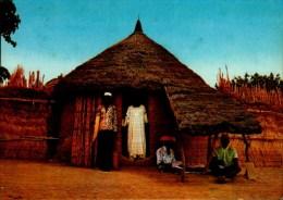 NIGERIA...VILLAGE..CPM ANIMEE - Nigeria