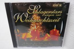 """CD """"Schlagerstars Singen Zur Weihnachtszeit"""" CD 2 - Weihnachtslieder"""
