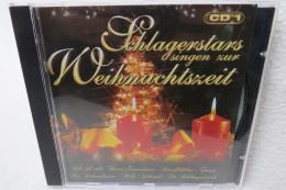 """CD """"Schlagerstars Singen Zur Weihnachtszeit"""" CD 1 - Weihnachtslieder"""