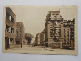 CPA  75 PARIS 14è  - Rue Général Humbert Au Coin De La Rue WILFRID LAURIER - District 14