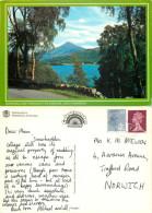 Schiehallion, Loch Rannoch, Perthshire, Scotland Postcard Posted 1992 Stamp - Perthshire