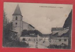 Dombasle En Argonne --  L Eglise - Francia